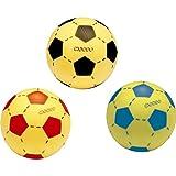 Mondo 07852 - Pelota de Fútbol de espuma, Diámetro 200 mm, surtido: colores aleatorios