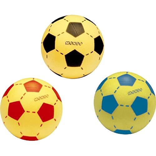 Mondo 07852 - Fußball Softball, Durschmesser: 200 mm