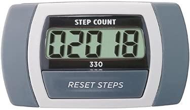 Sportline Model 330 Step Count Pedometer by Sportline
