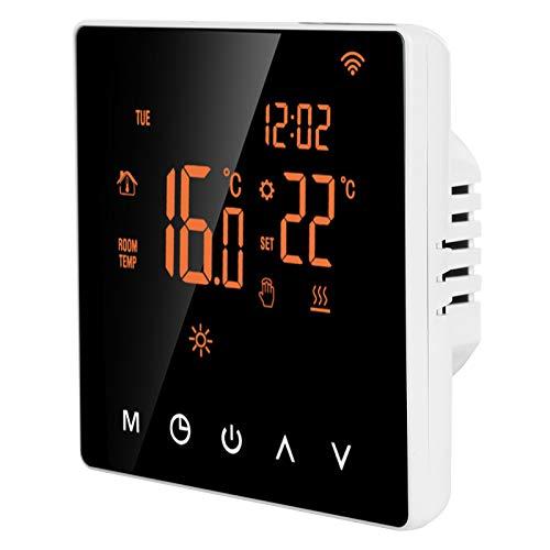 Aoyo Termostato Inteligente 16A Pantalla LCD De Pantalla Grande Termostato Inteligente 230V