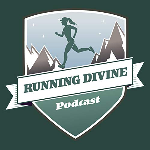 Running Divine Podcast Podcast By stephanie bales cover art