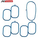 Vincos Upper Intake/Plenum Gasket Set MS96943 MS19454 1342282Z00 14032EA200 Upper Intake A...