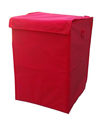 folding shopping cart ( LINER ) jumbo size color red