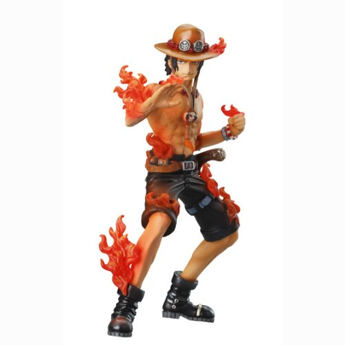 Super One Piece Styling Valiant Material 3 (Collection complète de 3 figurines différentes)