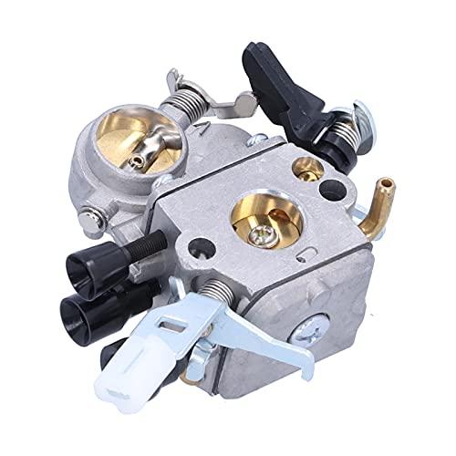 Jeffergarden Kit de Filtro de Aire de carburador para Repuesto de Piezas de Motosierra MS171 MS181 MS181C MS211
