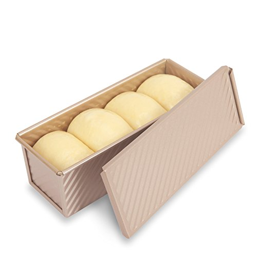 CANDeal Loaf Pan with Cover