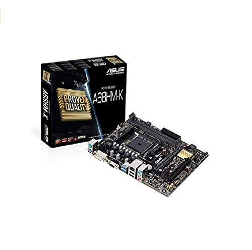 ASUS A68HM-K - Placa Base DDR3