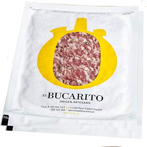 Iberische Salchichon Blisterpackung 70 g – hergestellt in Cadiz – El Bucarito