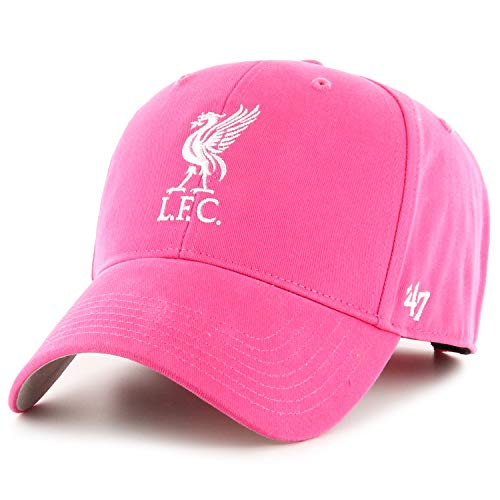 '47 Brand Relaxed Fit Cap - MVP FC Liverpool Pink