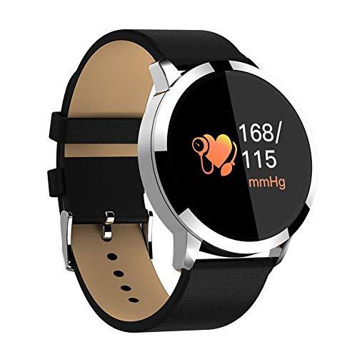 smart watch Bracciale Oukitel W2, Pedometro Monitoraggio della Frequenza Cardiaca Monitoraggio del Sonno Calorie Contatore per iOS Android Ip67 Orologio Braccialetto Fitness - Tre Colori Opzionali