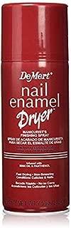 DEMERT Nail Enamel Dryer Finishing Spray