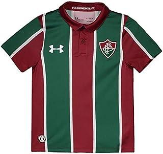 Camisa Under Armour Fluminense I 2019 Juvenil