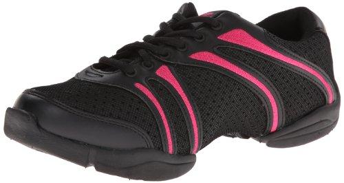 Capezio Bolt DS30, Damen Tanzschuhe, Rosa (Hot Pink), 35,5 EU / 3 UK
