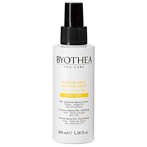 Byothea Lozione Spray Pre-Epilazione - 100 Ml