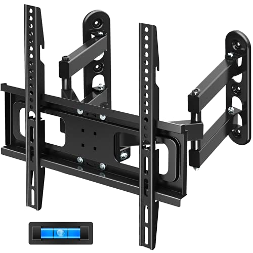 Everstone Corner TV Wall Mount for 26-50 Inch LED,LCD,Plasma Flat Screen,Curved Screen,Full Motion...