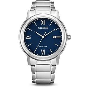 CITIZEN シチズン AW1670-82L ステンレス エコドライブ ソーラー 腕時計 メンズ ブランド [並行輸入品]