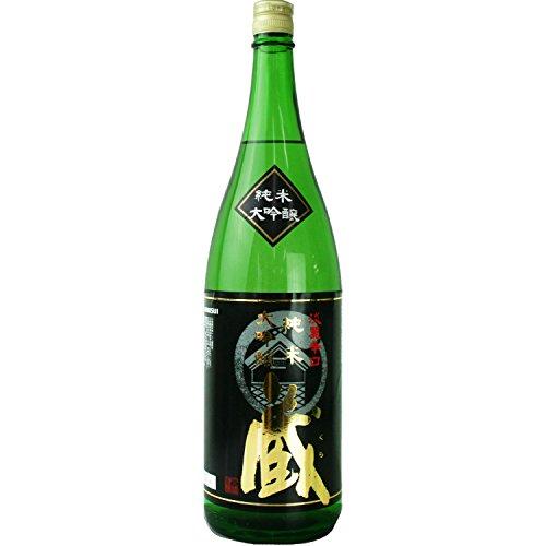 菊水酒造 純米大吟醸 蔵 1.8L [2671]