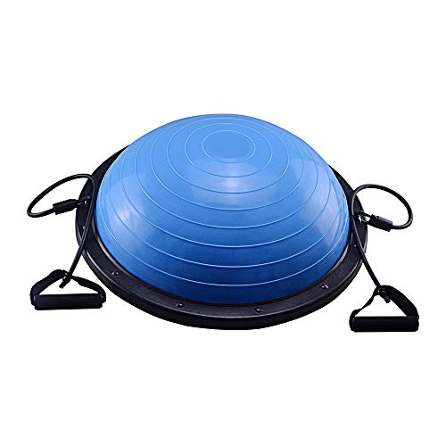 Fantastic Deal! JXYNB Yoga Hemisphere,5820cm,Massage Half Ball Fitness Balancing Ball Yoga Core ...