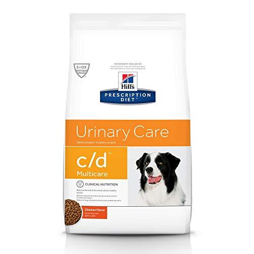 Hill's Prescription Diet c/d Multicare Urinary Care Chicken Flavor Dry Dog Food, Veterinary Diet, 8.5 lb bag