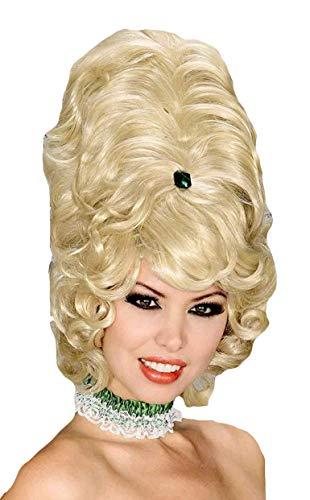 Forum Novelties Gogo Beehive Wig, Blonde