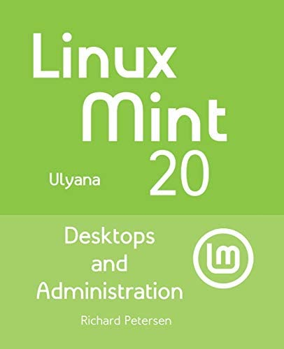 Linux Mint 20 Desktops and Administration product image