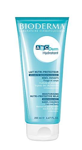 Bioderma Abcderm Lait hydratant doux 200 ml