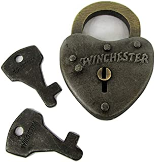 antique winchester padlocks