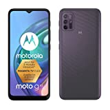 Motorola moto g10 (6,5'-Display, 48-MP-Kamera, 4/64 GB, 5000-mAh, Dual-SIM, Android 11) Aurora Grey,...