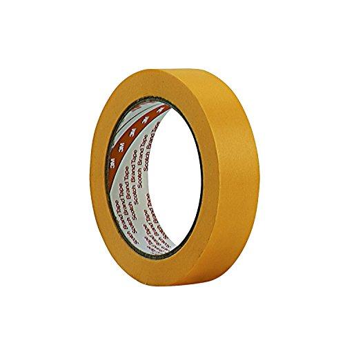 3M 244 Washi UV maskeringstejp, 18 mm x 50 m, guld (1-pack)