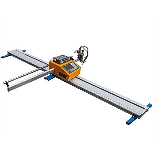 Portátil CNC máquina de corte Para El Corte llama/Plasma (1600X3500)