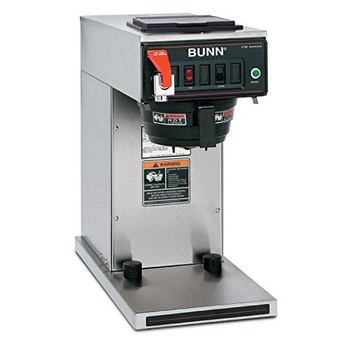 BUNN 12950.0360 12 Cup CWTF15-TC Automatic Commercial Thermal Coffee Brewer,...