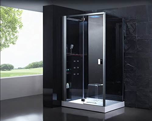 Fantastic Deal! ARIEL Platinum DZ987F9-L Steam Shower