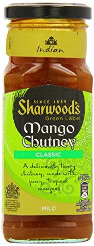 Sharwood's Green Label Mango Chutney Classic 360g