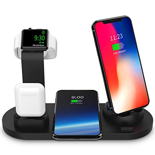 Best wireless charger iphone x and apple watch for 2021
