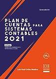 Plan de cuentas para sistemas contables 2021