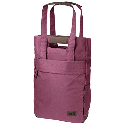 Jack Wolfskin Damen PICCADILLY Shopper, violet quartz, ONE SIZE