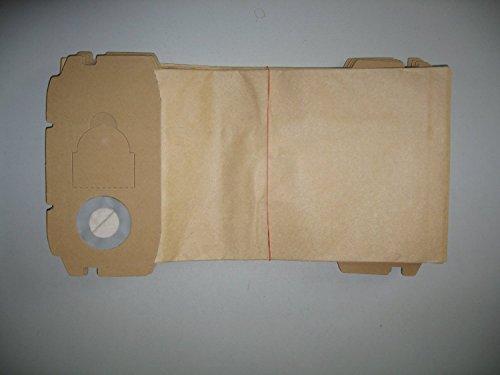 IXX-Design 5 Staubsaugerbeutel, Staubsack, passend für Festool Midi, CT/CTL