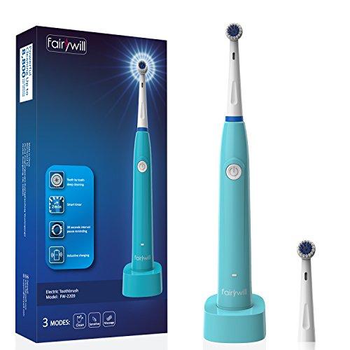 Fairywill Cepillo de dientes eléctrico 8-2209