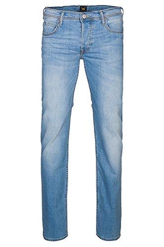 Lee Luke Jeans Vaqueros, Bleu (Summer Wind), 36W / 34L para Hombre