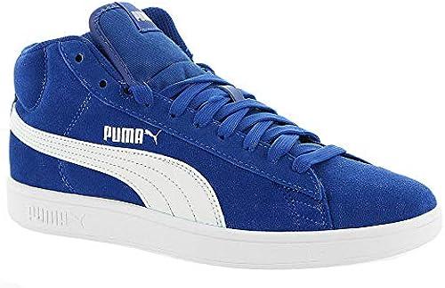 Puma herren Smash V2 Mid Sd Wildleder Fashion Turnschuhe