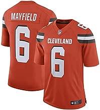VF Baker Mayfield #6 Cleveland Browns Limited Jersey-Orange