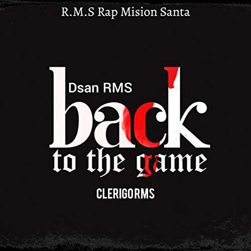 DSan RMS, R.M.S RAP MISION SANTA & Clerigo RMS