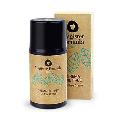 Crema Hidratante Facial Oil