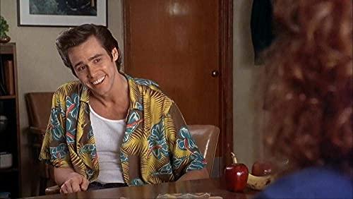 znwrr Rompecabezas 1000 Piezas Rompecabezas clásico Juguetes para aliviar el estrés para Adultos Juego de Habilidad-Ace Ventura Movie Posters-ChristmasGift 38x26cm