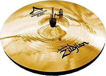 Zildjian 14  A Custom Mastersound HiHat - Top