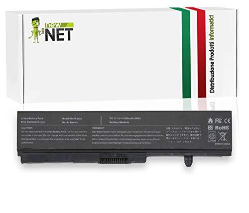 New Net PA3780U-1BRS - Batería para portátil Toshiba Satellite T131 T132 T133 T111 T112 T115 T135 T130 (5200 mAh, 11,1 V)