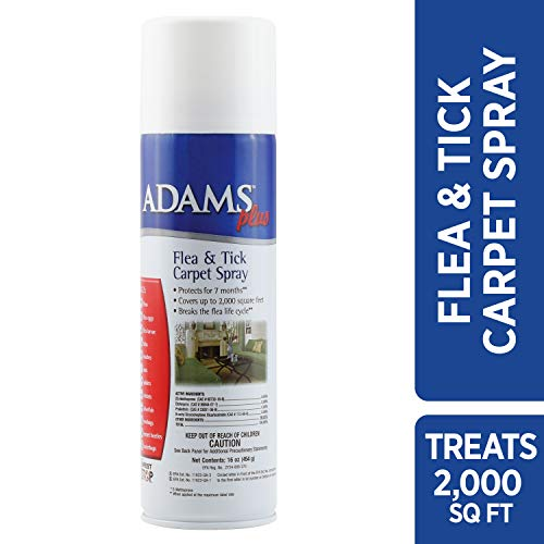 Adams Plus Flea and Tick Carpet Spray, 16 Ounce