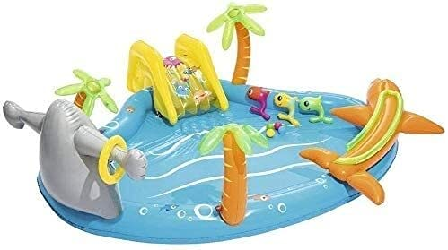 YYhkeby Piscina plegable hinchable con niños, piscina en el mar, piscina de remo, piscina de arena con niños, piscina de jardín, parque acuático, juguete Fengong Jialele