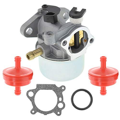 ALL-CARB Carburetor Replacement for Briggs & Stratton 799866 Gold 6.25 6.75 HP MRS Push Mower 675 190cc Carburetor