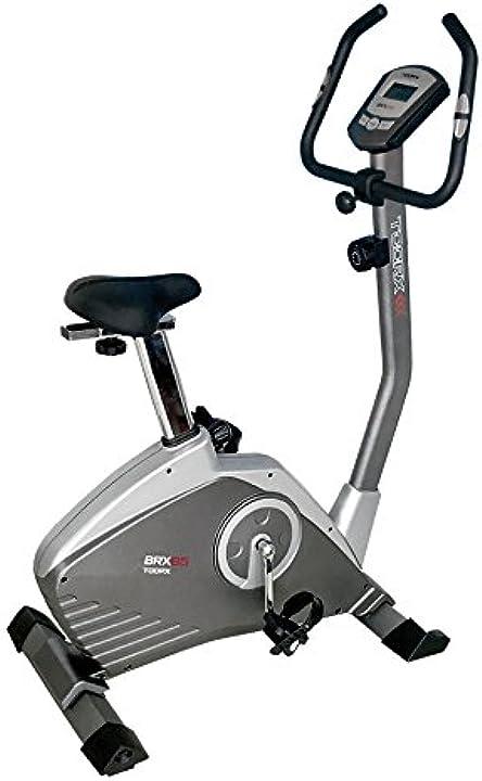 Cyclette ergometro fitness bicicletta toorx brx-85 B07783VQPC